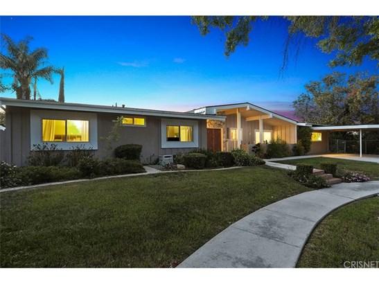 Single Family Residence, Mid Century Modern - Woodland Hills, CA (photo 2)