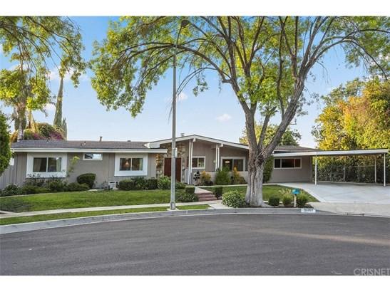 Single Family Residence, Mid Century Modern - Woodland Hills, CA (photo 3)