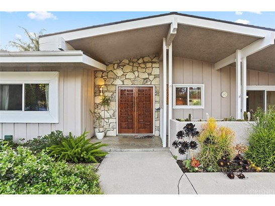 Single Family Residence, Mid Century Modern - Woodland Hills, CA (photo 5)