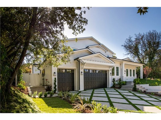 Cape Cod,Contemporary,Traditional, Single Family Residence - Encino, CA (photo 2)