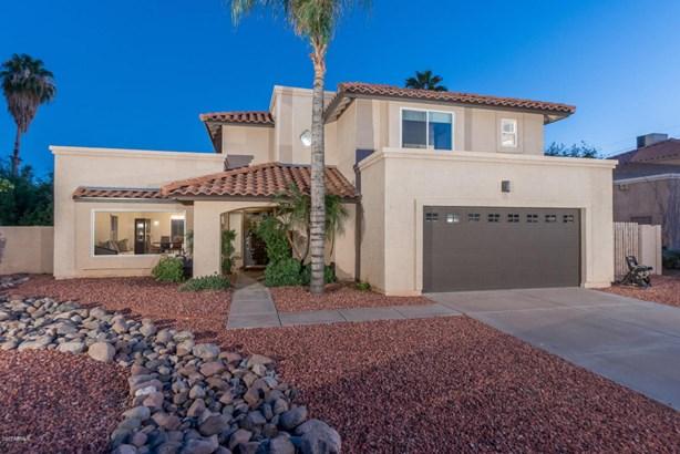 Single Family - Detached, Contemporary,Spanish,Ranch - Scottsdale, AZ (photo 1)