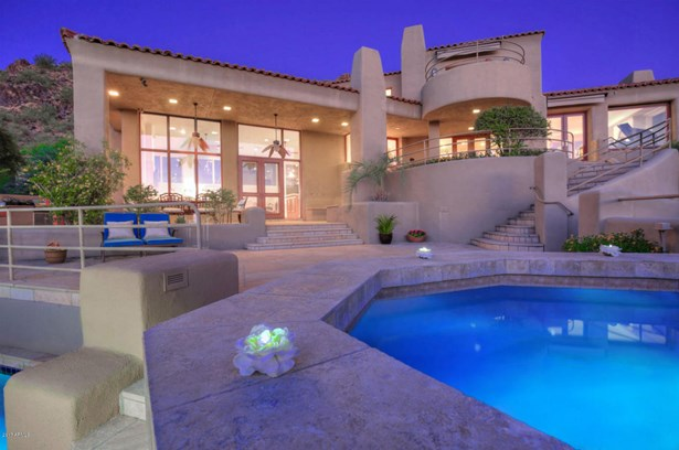 Single Family - Detached, Other (See Remarks) - Paradise Valley, AZ (photo 2)