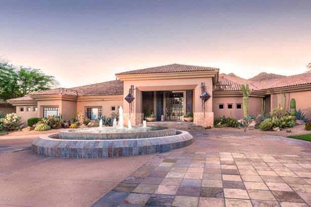 Single Family - Detached, Contemporary - Paradise Valley, AZ (photo 3)