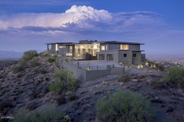 Single Family - Detached, Contemporary - Fountain Hills, AZ (photo 5)