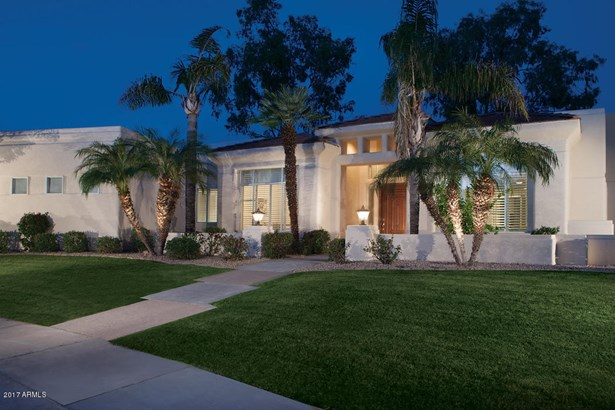 Single Family - Detached, Contemporary,Other (See Remarks) - Scottsdale, AZ (photo 1)