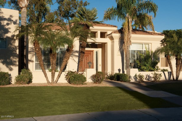 Single Family - Detached, Contemporary,Other (See Remarks) - Scottsdale, AZ (photo 2)