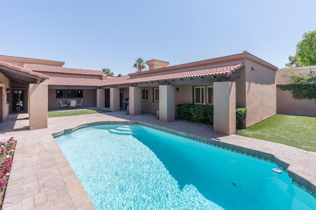 Single Family - Detached, Spanish,Santa Barbara/Tuscan - Phoenix, AZ (photo 1)
