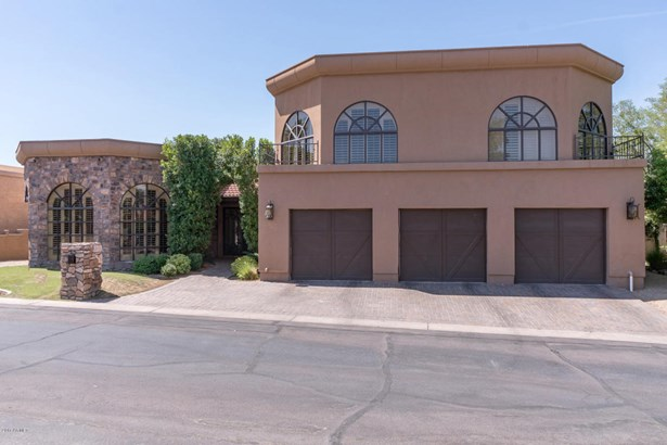 Single Family - Detached, Spanish,Santa Barbara/Tuscan - Phoenix, AZ (photo 4)