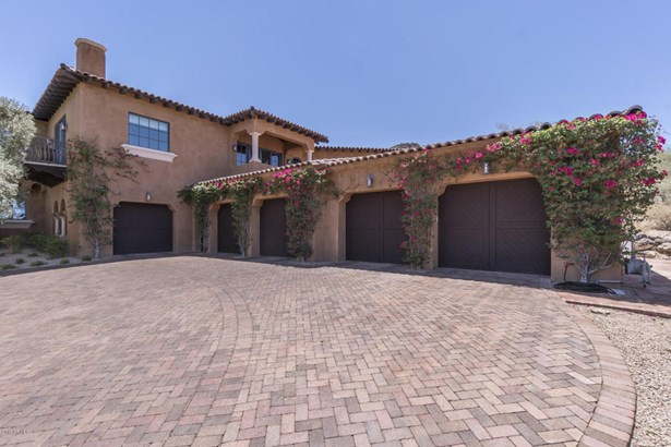 Single Family - Detached - Contemporary,Spanish,Santa Barbara/Tuscan,Other (See Remarks) (photo 2)