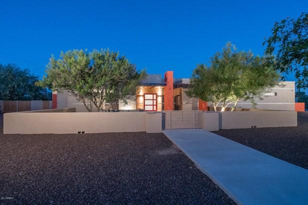 Single Family - Detached, Contemporary - Scottsdale, AZ (photo 3)