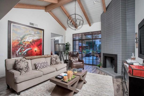 Patio Home, Contemporary,Spanish - Scottsdale, AZ (photo 2)