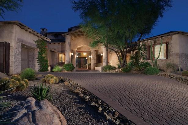 Single Family - Detached, Spanish,Santa Barbara/Tuscan - Scottsdale, AZ (photo 1)