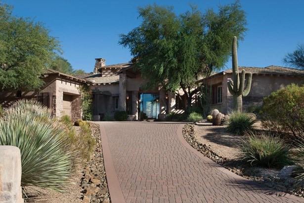 Single Family - Detached, Spanish,Santa Barbara/Tuscan - Scottsdale, AZ (photo 2)
