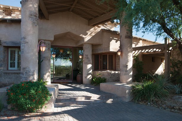Single Family - Detached, Spanish,Santa Barbara/Tuscan - Scottsdale, AZ (photo 3)