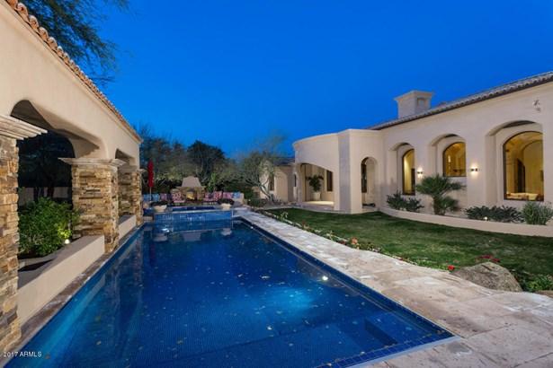Single Family - Detached, Spanish,Santa Barbara/Tuscan - Paradise Valley, AZ (photo 2)