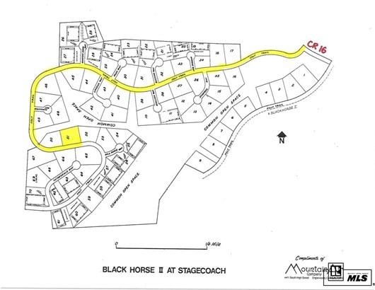 Lot 51 Black Horse Ii At Stagecoach, Oak Creek, CO - USA (photo 1)