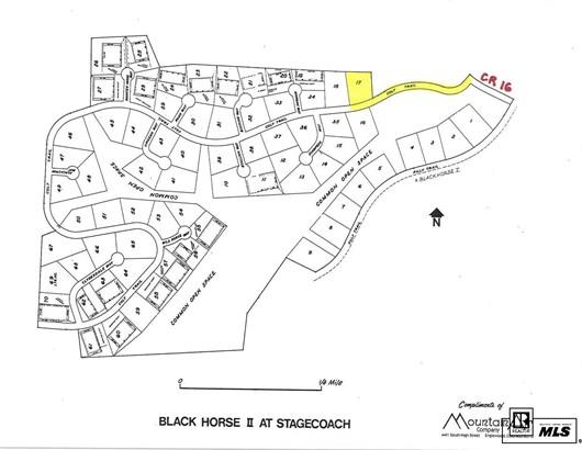 Lot 17 Black Horse Ii At Stagecoach, Oak Creek, CO - USA (photo 1)