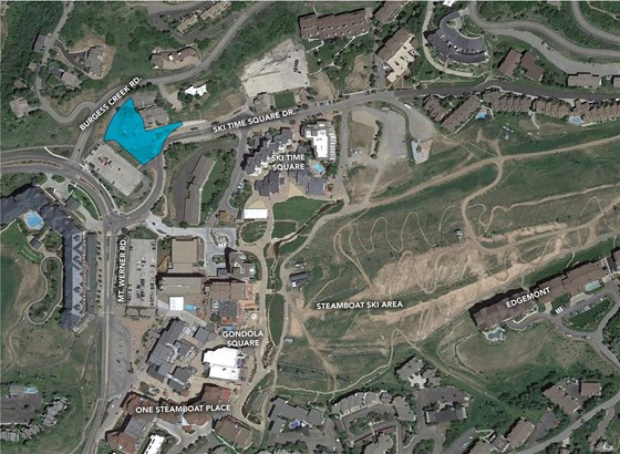 1.12 Acres Ski Times Square, Steamboat Springs, CO - USA (photo 2)