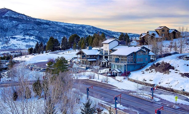 1.12 Acres Ski Times Square, Steamboat Springs, CO - USA (photo 5)