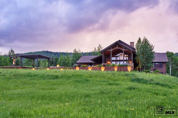 31640 Aspen Ridge Road, Steamboat Springs, CO - USA (photo 1)