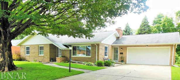 205 Ivanhoe Way, Bloomington, IL - USA (photo 1)