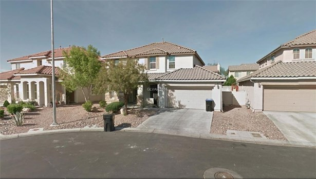 5505 Grey Pointe Street, North Las Vegas, NV - USA (photo 1)