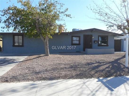 5801 Evergreen Avenue, Las Vegas, NV - USA (photo 1)