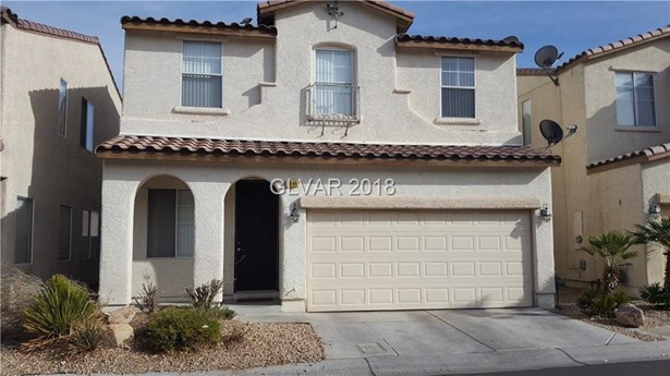 7448 Bouquet Canyon Street, Las Vegas, NV - USA (photo 1)