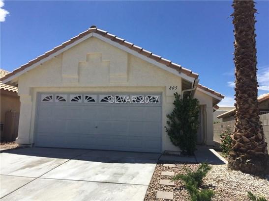 805 Marie Fenlon Drive, Las Vegas, NV - USA (photo 1)