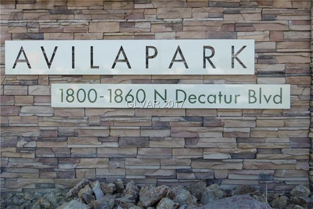 1848 Decatur Boulevard 201, Las Vegas, NV - USA (photo 1)