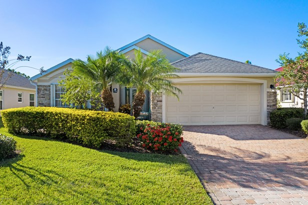 Single Family Detached, 1 Story,One Story - No Stairs - Melbourne, FL