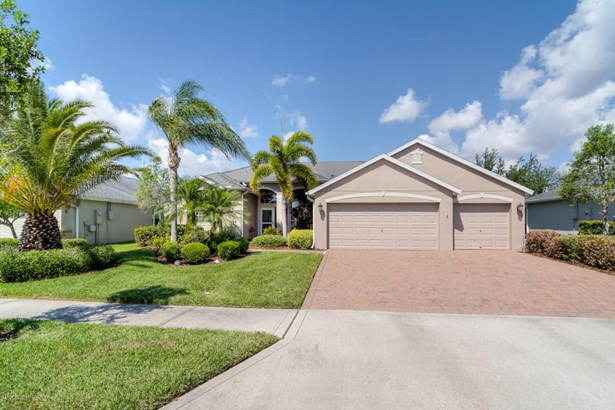 Single Family Detached, One Story - No Stairs - Melbourne, FL