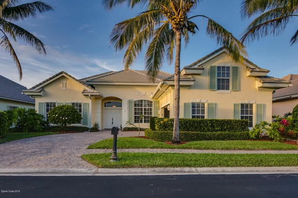 Single Family Detached, 2 Story - Melbourne Beach, FL (photo 1)