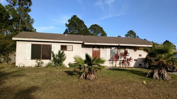 Single Family Detached, 1 Story - Palm Bay, FL (photo 1)