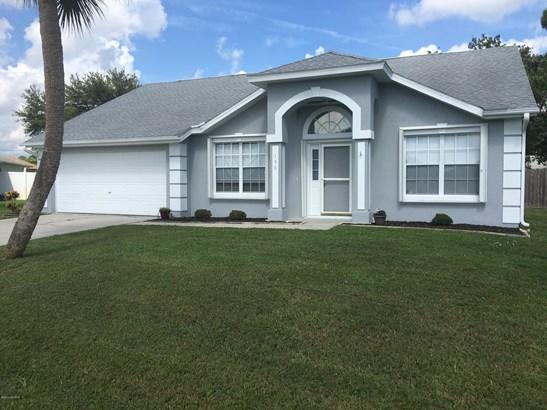 Single Family Detached, 1 Story - Palm Bay, FL