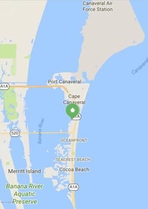 1 Story, Condominium - Cape Canaveral, FL (photo 2)