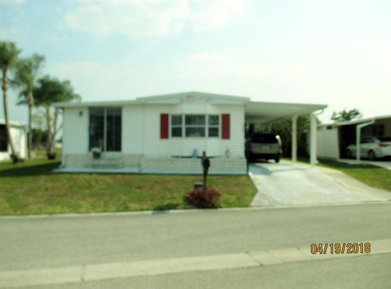Mobile/Manufactured, Manufactured Single - Palm Bay, FL (photo 1)