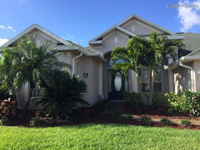 Single Family Detached, 2 Story - Rockledge, FL (photo 1)