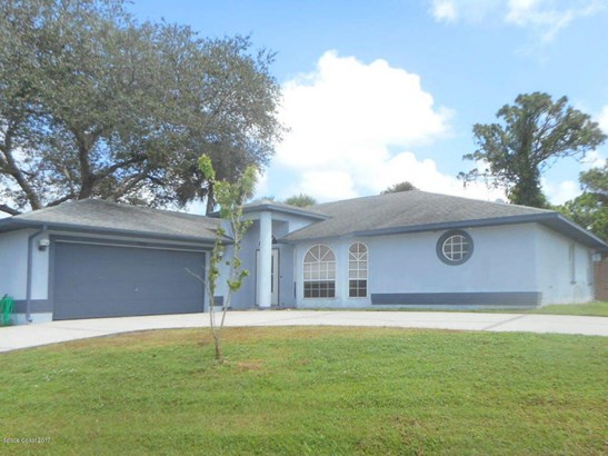 Single Family Detached, One Story - No Stairs - Palm Bay, FL (photo 1)