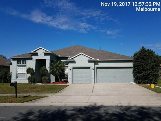 Single Family Detached, 1 Story - Melbourne, FL (photo 1)