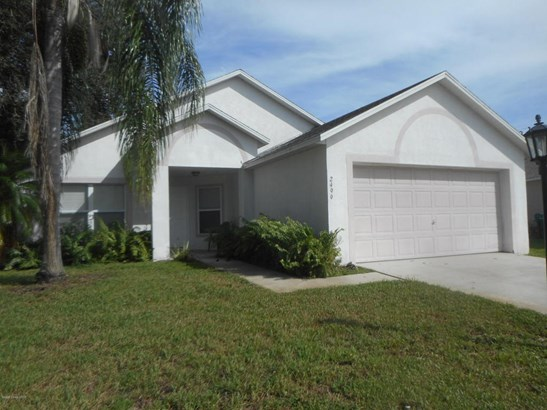 Single Family Detached, One Story - No Stairs - Melbourne, FL (photo 1)