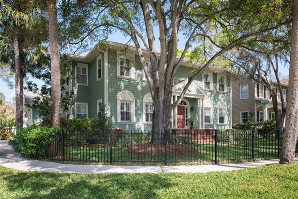 406 South Royal Poinciana Drive, Tampa, FL - USA (photo 2)