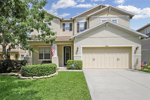 7428 Bridgeview Drive, Wesley Chapel, FL - USA (photo 1)