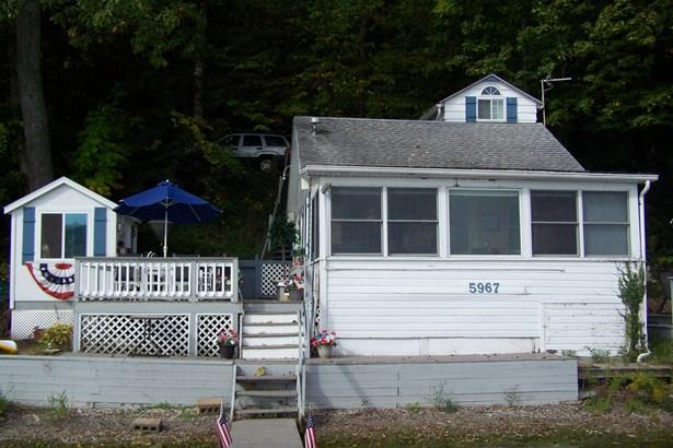 5967 Calvin Lane - On Leased Land, Groveland, NY - USA (photo 1)