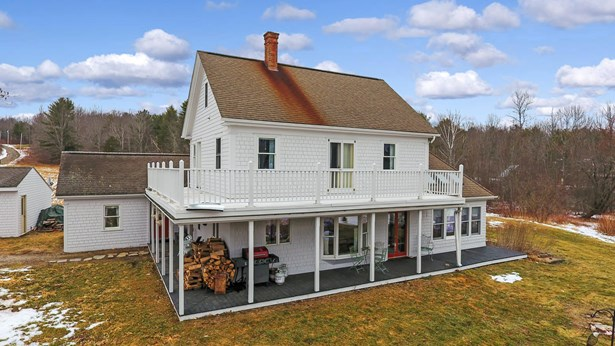 Single Family Residence, Colonial,Contemporary - Dresden, ME