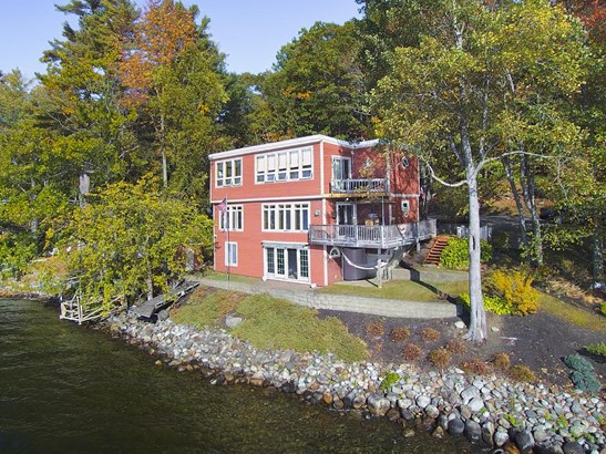 Single Family Residence, Contemporary - Winthrop, ME