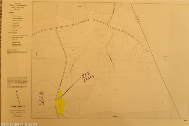 Cross Property - Somerville, ME (photo 4)