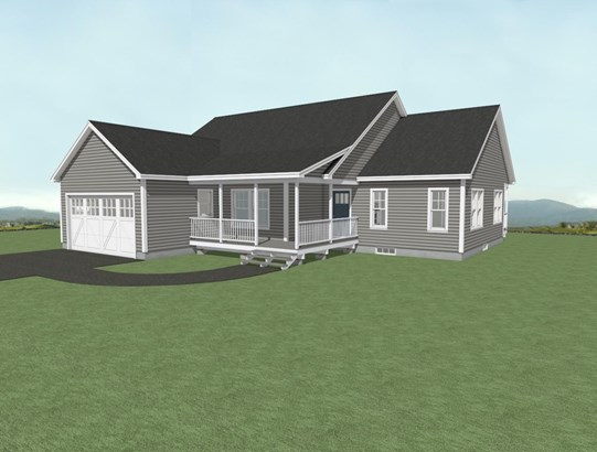 Single Family Residence, Ranch - Augusta, ME