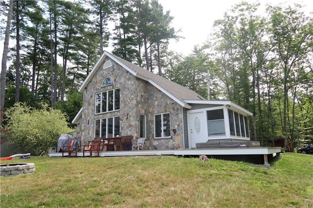 Single Family Residence, Contemporary - Litchfield, ME