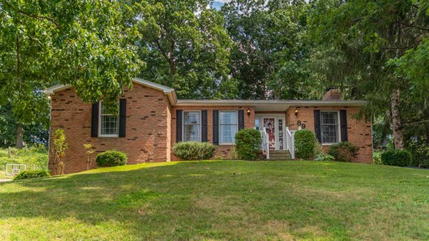 Ranch, Detached - FISHERSVILLE, VA